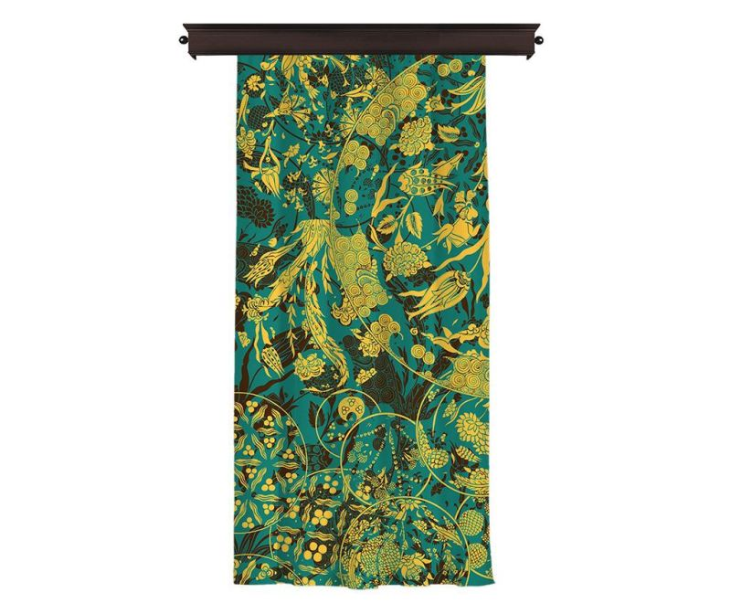 Lizarden Turquoise Sötétítő 140x260 cm
