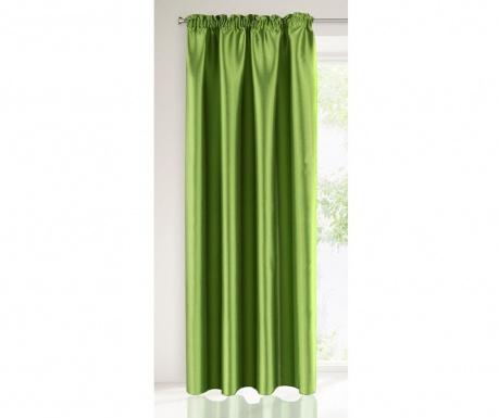 Závěs Gabi Tape Green 140x250 cm
