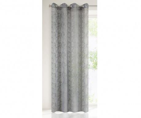Draperie Eva Steel 140x250 cm