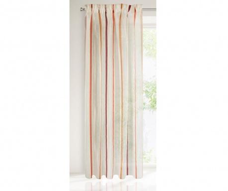Záclona Clark Cream Orange 140x250 cm
