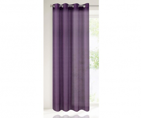 Perdea Rebecca Purple 135x250 cm