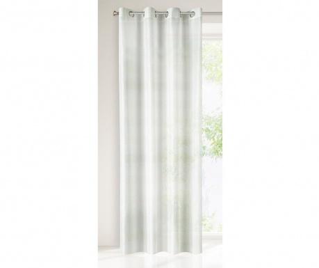 Záclona Nel White Green 140x250 cm