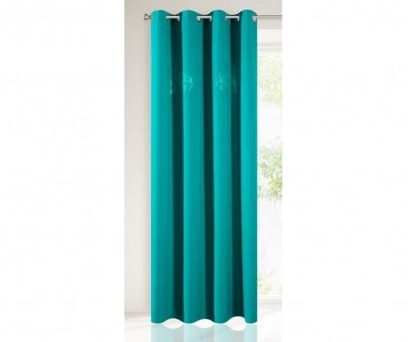 Draperie Yvette Turquoise 140x250 cm