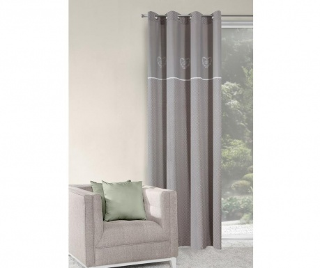 Draperie Darla Grey 140x250 cm