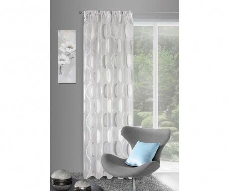 Závěs Wenus White Silver 140x270 cm