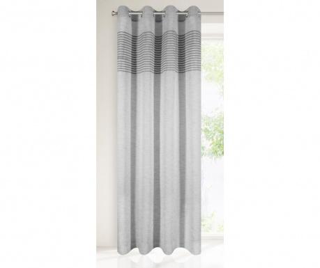 Závěs Venezia Steel 140x250 cm