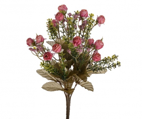 Buchet flori artificiale Little Roses Mauve