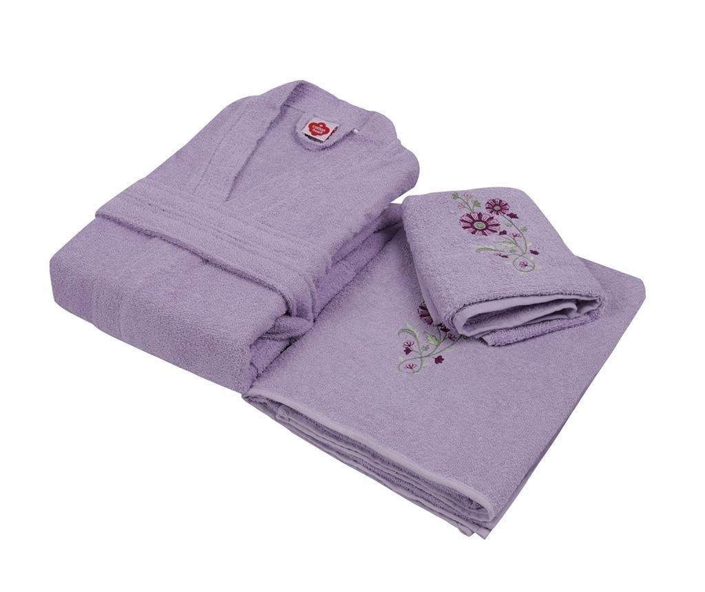 Aile Lilac 6 darabos Fürdőszobai szett