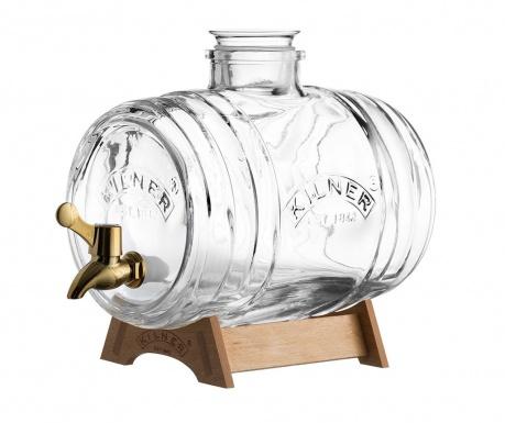 Točilna posoda s stojalom Barrel 3.5 L