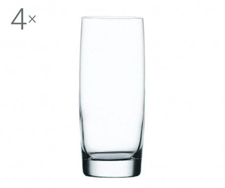 Set 4 pahare Nachtmann Vivendi Crystalite 413 ml