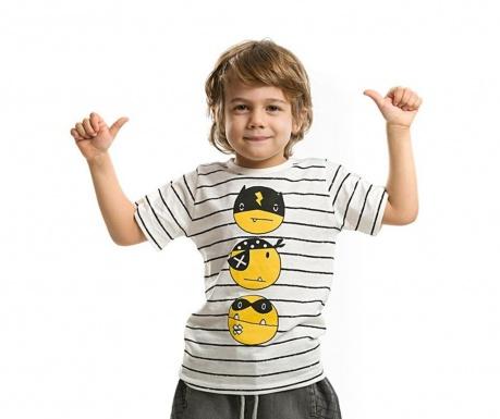 Tricou pentru copii Emoji Gang