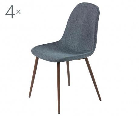 Set 4 stolov Vaxjoanat