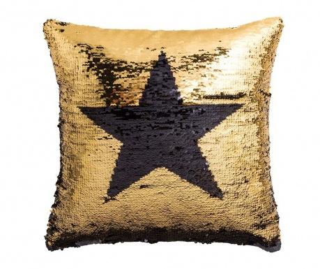 Prevleka za blazino Shiny Star Gold 45x45 cm