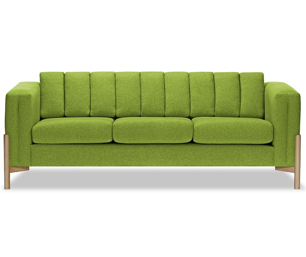 Canapea 3 locuri Haki Ontario Green