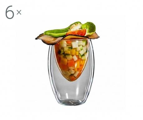 Ovo 6 db Aperitif pohár 100 ml