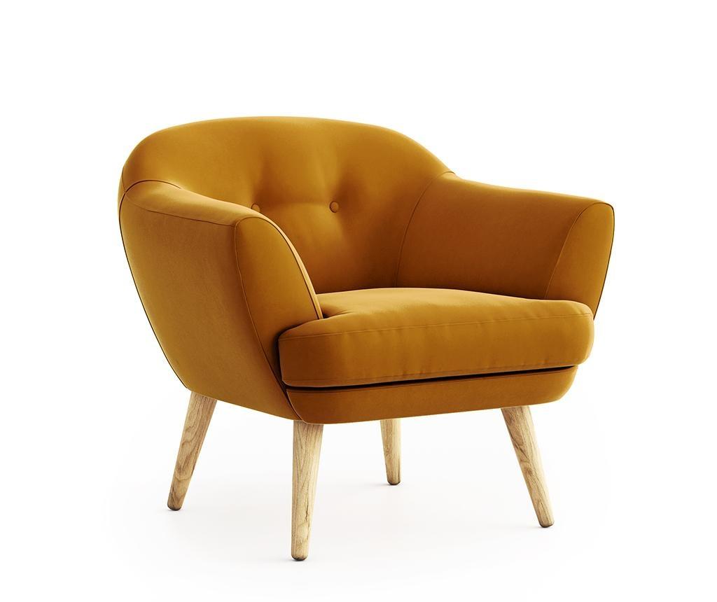 Fotelja Elsa Riviera Golden
