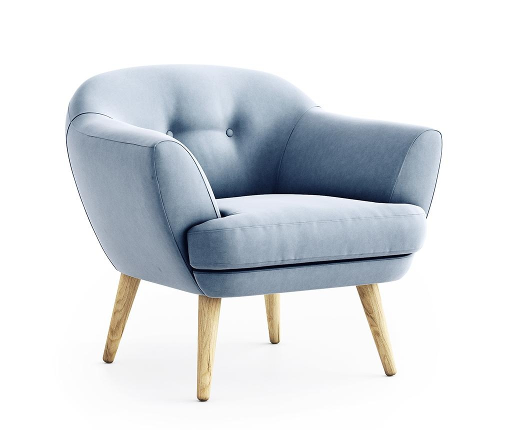 Elsa Riviera Steel Blue Fotel