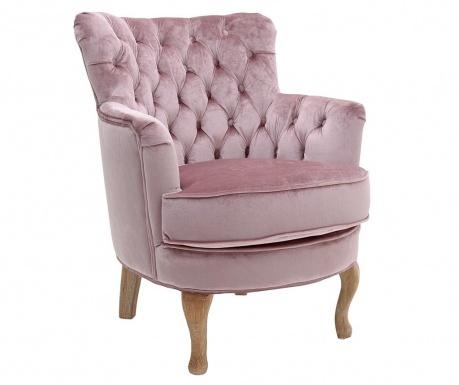 Fotel Evora Pink