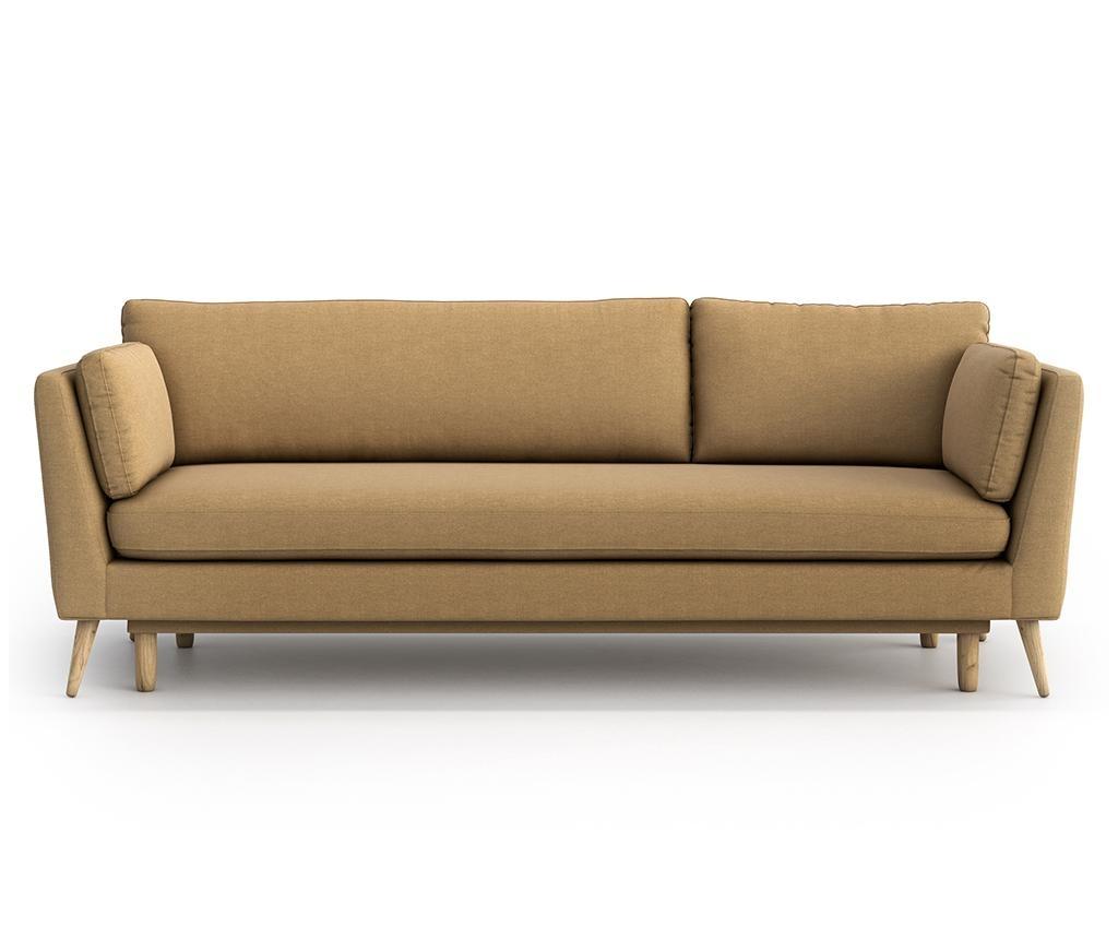 Canapea extensibila 3 locuri Jane Olaf Sandy