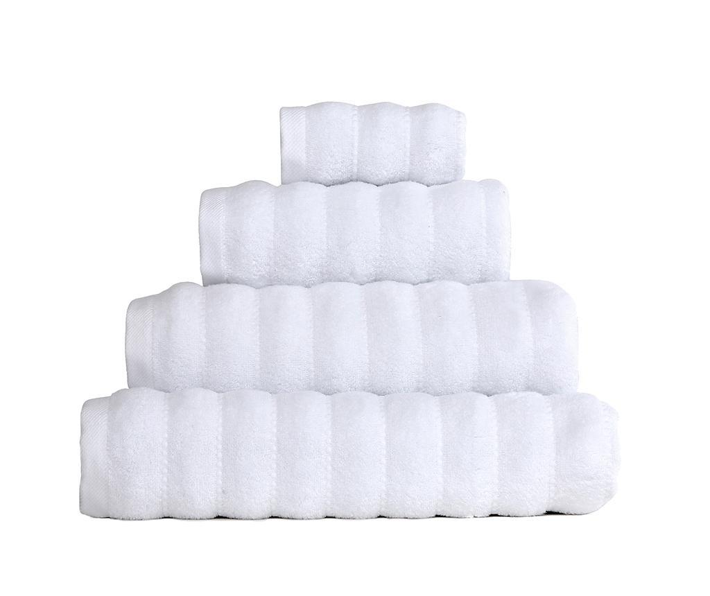 Ręcznik kąpielowy Frizz White 90x150 cm