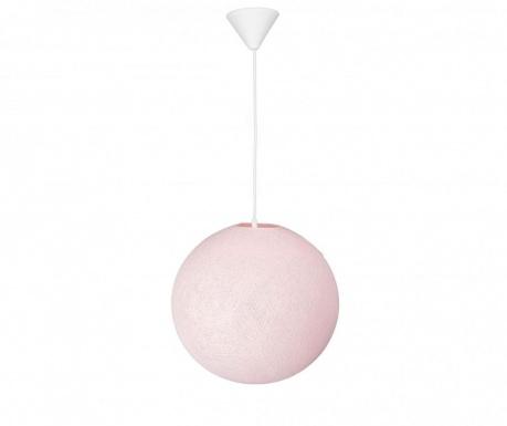 Závěsná lampa Adel Light Pink M