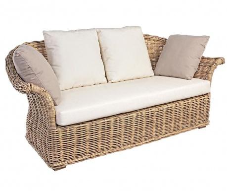 Pamplona Kétszemélyes kültéri kanapé