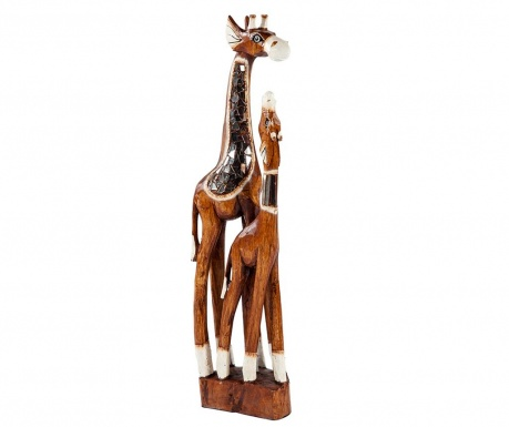 Giraffe Family Dísztárgy S