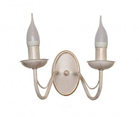Malbo Second White Fali lámpa