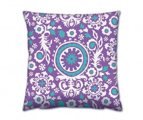 Okrasna blazina Saryu Purple 43x43 cm