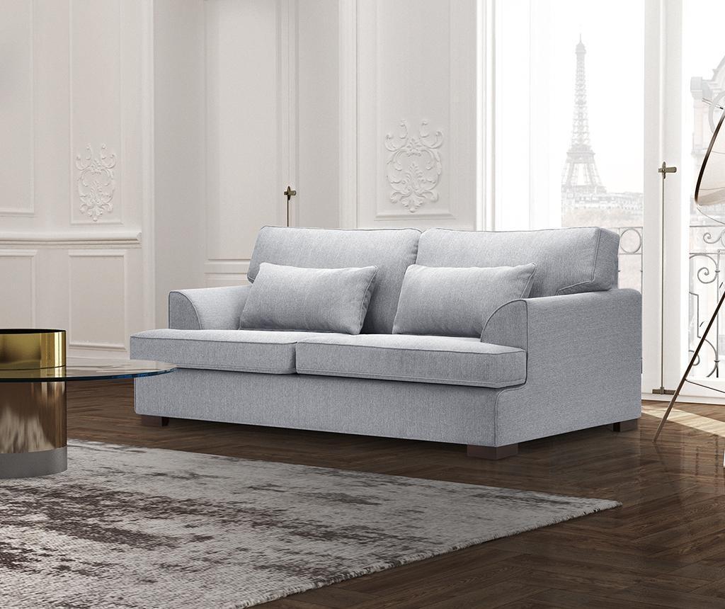 Canapea 3 locuri Ferrandine Grey