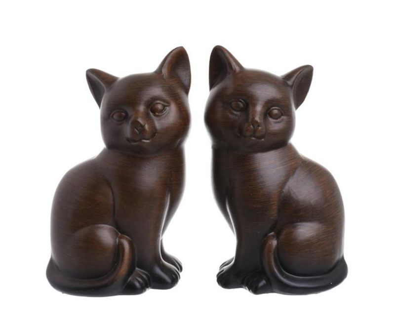 Set 2 decoratiuni Cats