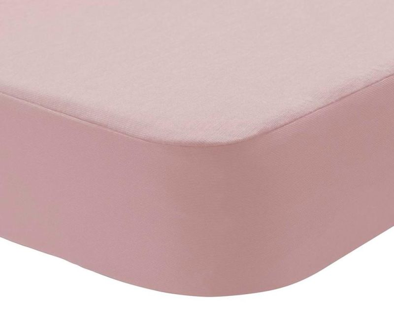 Husa impermeabila pentru saltea Randall 2 in 1 Pink 150x200 cm