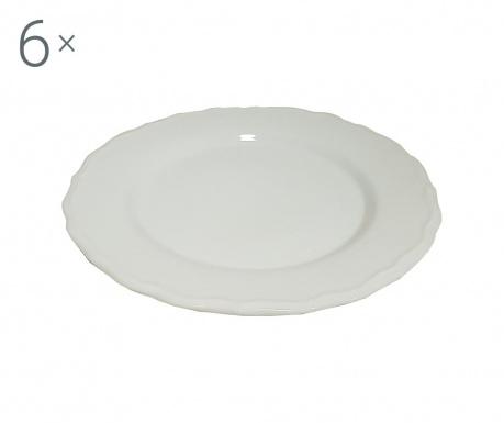 Сервиз 6 плитки чинии Juliet