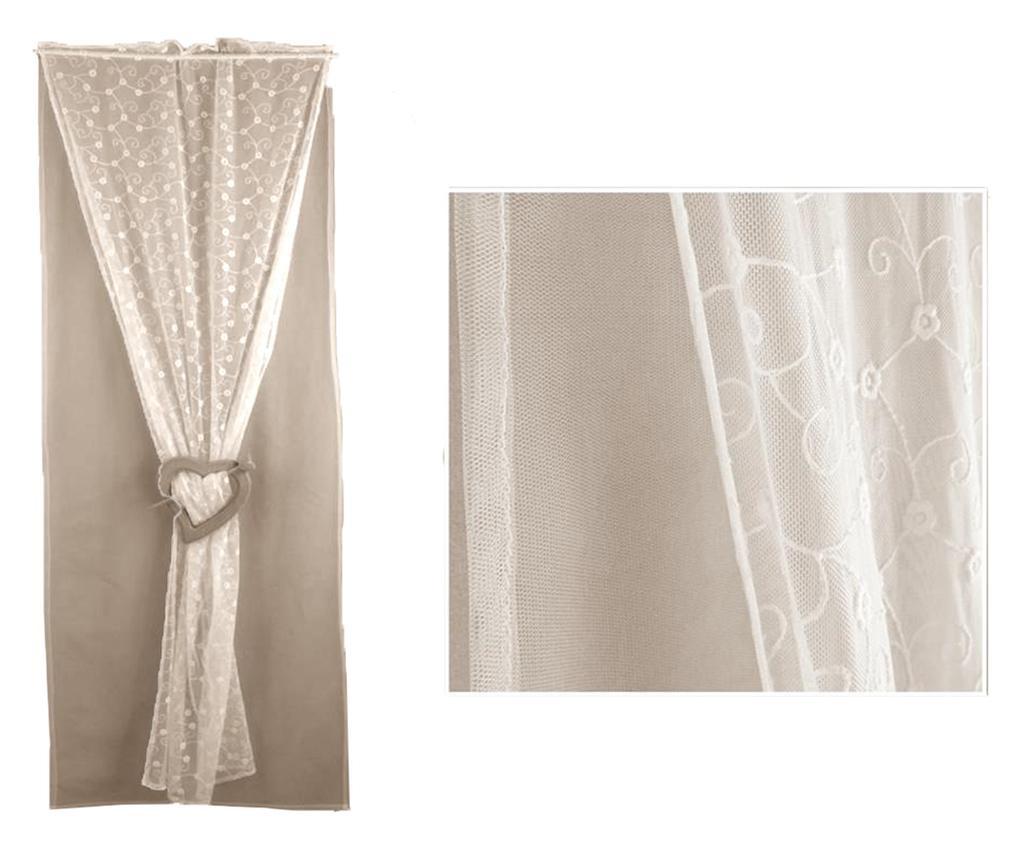 Set 2 zaves Vanessa 60x220 cm