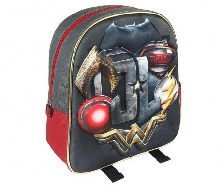 a37f62de48 Školská taška Justice League 3D