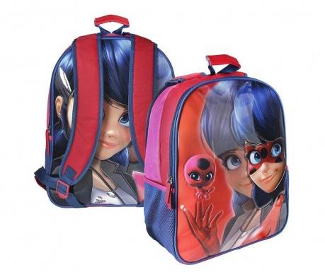 2bf768cd5f Školská taška Reverse Ladybug