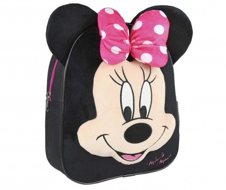 dec9ca9acd8 Σχολική τσάντα Minnie Mouse Bow Pink - Vivre.gr