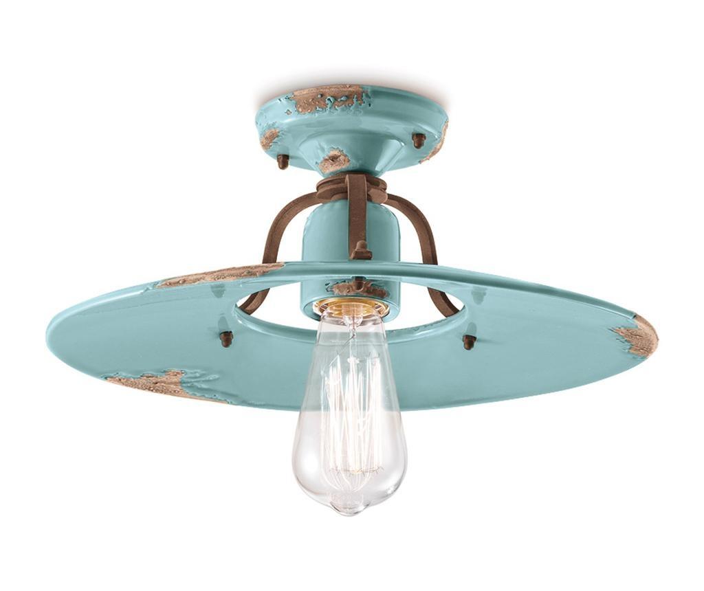 Stropna svjetiljka Country Blue