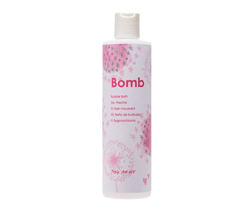 Pjena za kupanje Pink Amour 300 ml