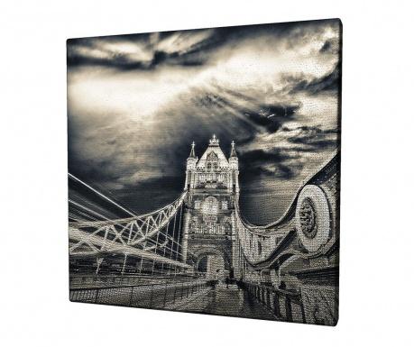 Obraz Clouds 45x45 cm