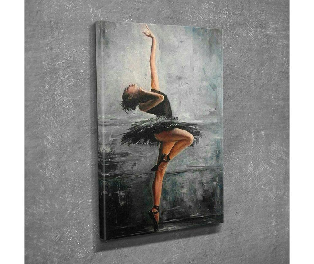 Swan Kép 30x40 cm