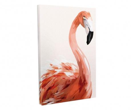 Obraz Flamingo 30x40 cm