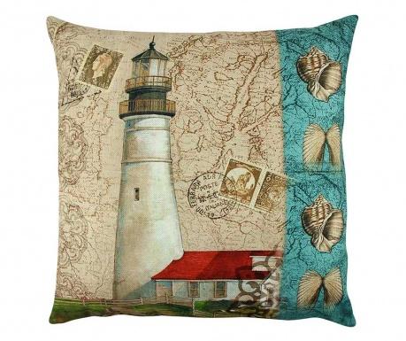 Διακοσμητικό μαξιλάρι Vintage Lighthouse 43x43 cm