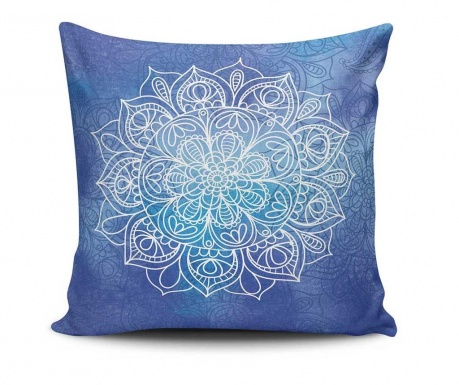 Διακοσμητικό μαξιλάρι Mandala Vibes 45x45 cm