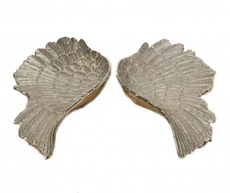 Set 2 platouri decorative Wings