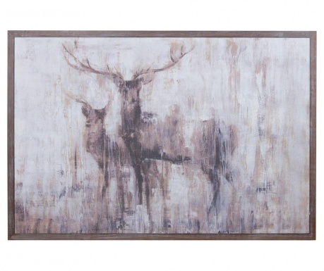 Slika Stags In The Wilderness 100x150 cm