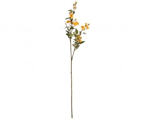 Τεχνητό λουλούδι Yellow Wild Rose