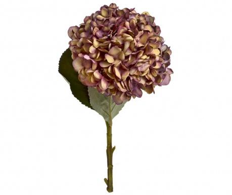 Umetni cvet Burgundy Hydrangea