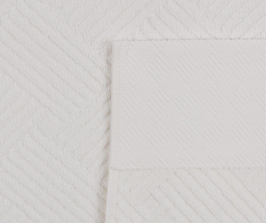 Esse Bordur Ecru 2 db Fürdőszobai törölköző 50x90 cm