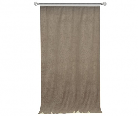 Zastor Casey Dark Brown 140x270 cm